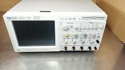 Hp Hewlett Packard 54825a Infinium Oscilliscope 500mhz 2gsas 60 Day Warranty