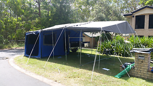 Broadwater camper Capalaba Brisbane South East Preview