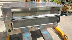 Chicken Rotisserie 5 bird single rod with heating cabinet Oxley Brisbane South West Preview