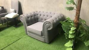 BRISBANE SHOWROOM CLEARANCE - Eden Outdoor Chesterfield Armchair Salisbury Brisbane South West Preview