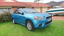 2012 Mitsubishi Platinum ASX Small SUV Manual Dean Park Blacktown Area Preview