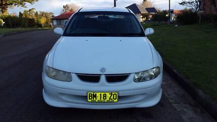 1999 Holden Commodore 3.8 V6 Automatic Garden Suburb Lake Macquarie Area Preview