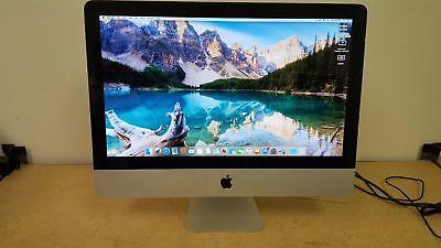 """21.5"""" iMac Mid 2011 MC812LL/A, El Capitan, 1TB HDD, 16GB, Radeon HD 6770M"""