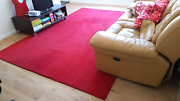 Red Rug large Buccan Logan Area Preview