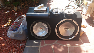 """Subwoofer sperker 12"""" Revesby Bankstown Area Preview"""