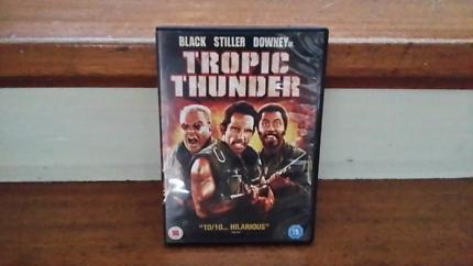 Tropic Thunder region 2 dvd