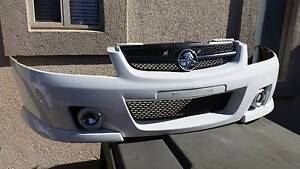 vz calais parts tag bumper fog lamps garnish side skirts Brooklyn Park West Torrens Area Preview
