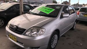 2002 Toyota Corolla Conquest ! Serviced & Inspected ! Auto !