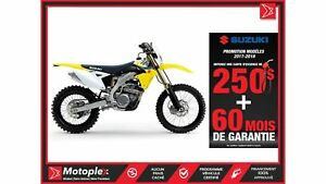 2018 Suzuki Rmx450z