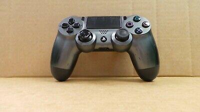 (Pa2)Sony PlayStation 4 Dark Green / Grey  DualShock Wireless Controller.