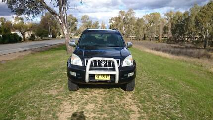 2004 Toyota LandCruiser Wagon-excellent condition Wagga Wagga 2650 Wagga Wagga City Preview
