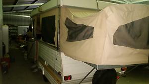 Millard campervan Haddon Golden Plains Preview