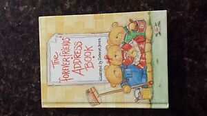 Free Teddy Bear Address Book