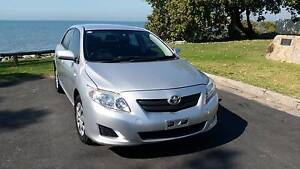 2009 Toyota Corolla Auto - 2 Yrs Warranty  - Logbooks - Driveaway Cleveland Redland Area Preview