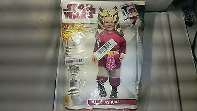 Star Costume For Toddlers (Star Wars Clone Wars Romper Clone Ashoka For Toddler 1-2 Years Size)