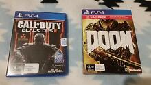 PS4  games  4 sale Munno Para Playford Area Preview