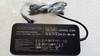 ASUS ROG GL752VL GL752VLM Notebook 19.5V 9.23A 180W Power AC Adapter Charger