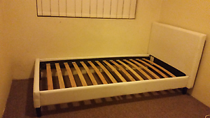 Single bed with mattress Berala Auburn Area Preview