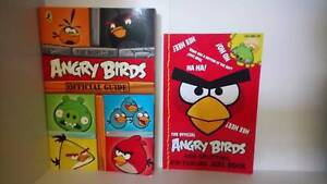 Angry Birds Official Books and Guides Loganholme Logan Area Preview