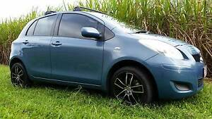 2011 Toyota Yaris Hatchback Babinda Cairns Surrounds Preview