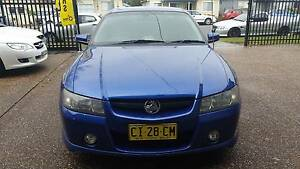 2004 Holden Commodore SV6 VZ 6 Speed Manual Waratah Newcastle Area Preview