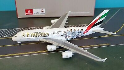 Herpa Wings 1:500 Airbus A380-800 Emirates A6-EEK 527897 Modellairport500
