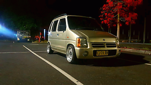 Suzuki Wagon R + Grafton Clarence Valley Preview