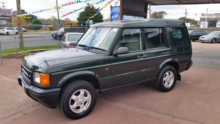 LAND ROVER DISCOVERY II TD5  DIESEL REG RWC 12 MONTHS WARRANTY Sunshine North Brimbank Area Preview