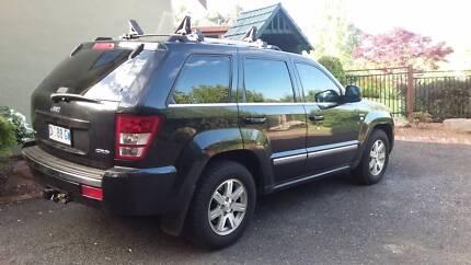 Jeep Grand Cheroke Navigator