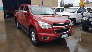 2013 Holden Colorado LT Duel Cab Ute AUTO TURBO DIESEL Williamstown North Hobsons Bay Area Preview