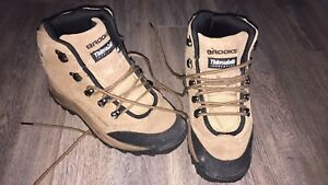 Women's warm winter ankle high- Brooks Boots
