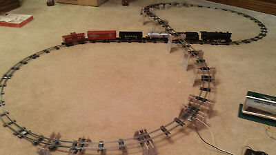 """Vintage '50's Gilbert American Flyer Train Set 3/16 scale """"Reading Lines"""" for sale  Duluth"""