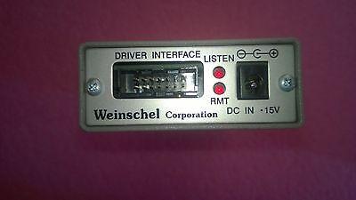 Weinschel Model 8210-1 Driver Interface Attenuator Controller