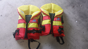 Child life jacket PDF1 Altona Hobsons Bay Area Preview