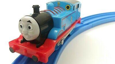 Thomas, Thomas & friends trackmaster motorized train Works! 2009 Mattel