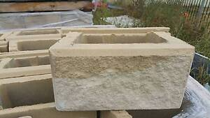 Retaining Wall Castle Blocks SECONDS Riverstone Blacktown Area Preview