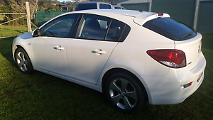 2014 Holden Cruze Equipe Auto Hatch only 25600 K's Tomakin Eurobodalla Area Preview