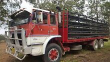 International Acco v8 Diesel Cattle Truck  Boolaroo Lake Macquarie Area Preview