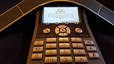 Polycom Soundstation Ip 7000 Voip Conference Phone 2201-40000