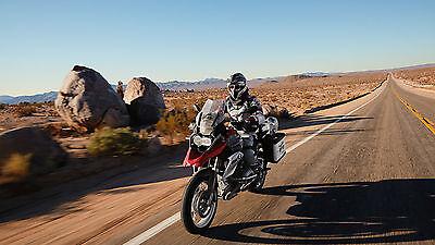 Deutschlands beliebtestes Motorrad: die BMW R 1200 GS. (© BMW)