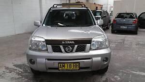2006 Nissan X-trail 4x4 T30 ST-S Xtreme Wagon Waratah Newcastle Area Preview