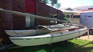 Hobie 16 foot catamaran Rockingham Rockingham Area Preview