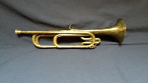 WW1 Leedy regulation bugle