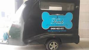 Dog Grooming Trailer/ Business Oportunity Career Change Berkeley Vale Wyong Area Preview