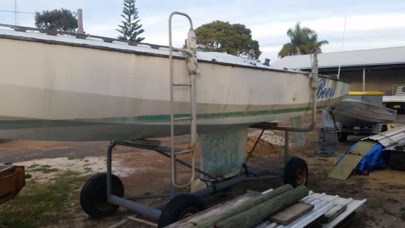 Sailing Yacht YW Diamond | Sail Boats | Gumtree Australia Busselton