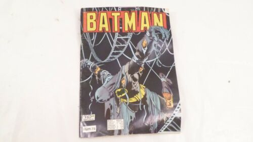 "6 3/4 x 5"" Vintage Batman Num.79 Spanish Batman Comic Book"