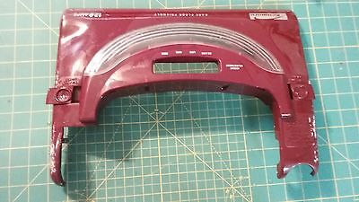 Kenmore upright vacuum cleaner top cover 8191727 8191728
