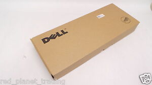 NEW Genuine OEM Dell Spanish Latin Multimedia Keyboard SK-8135 USB Ports DJ375
