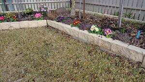 New mini besser bricks and garden edgers. Lots avaliable Kangaroo Flat Bendigo City Preview