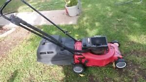 Victa Vantage 2 stroke mower